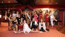 Quaranta Miss a bordo di Costa Crociere